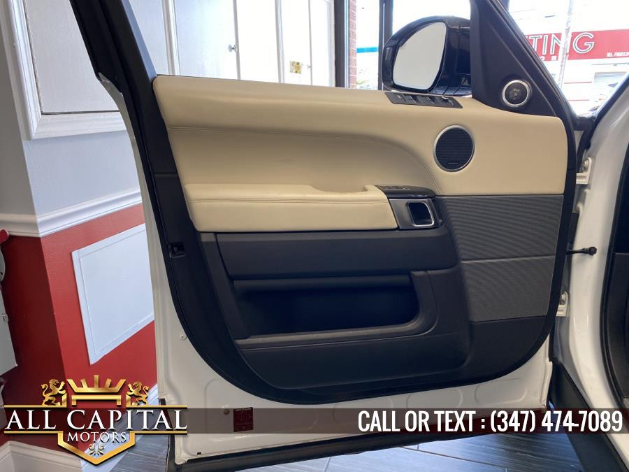 Used Land Rover Range Rover Sport 4WD 4dr V8 Autobiography 2016 | All Capital Motors. Brooklyn, New York