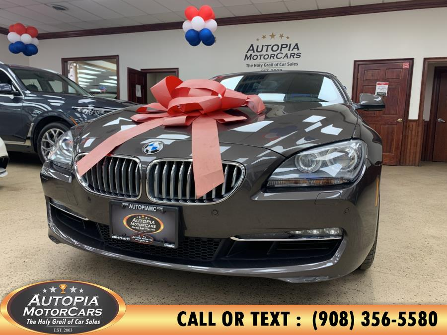 Used BMW 6 Series 2dr Conv 650i 2012 | Autopia Motorcars Inc. Union, New Jersey
