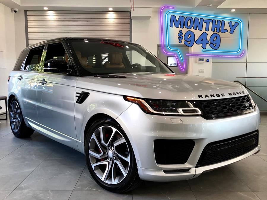 Used Land Rover Range Rover Sport V6 Supercharged HSE Dynamic *Ltd Avail* 2019 | C Rich Cars. Franklin Square, New York