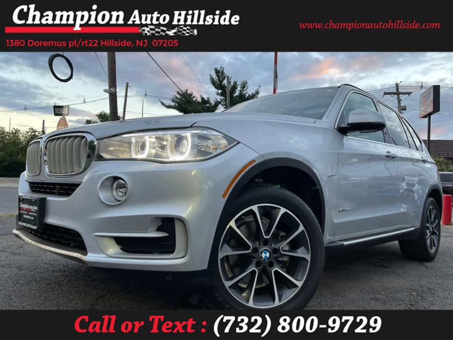 Used 2014 BMW X5 in Hillside, New Jersey   Champion Auto Hillside. Hillside, New Jersey