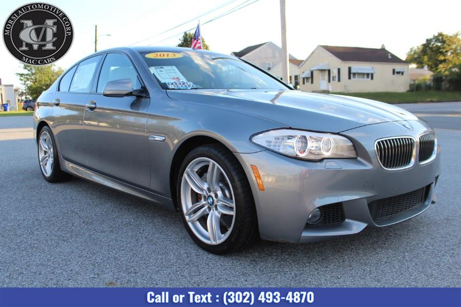 Used BMW 5 Series 4dr Sdn 535i xDrive AWD 2013 | Morsi Automotive Corp. New Castle, Delaware