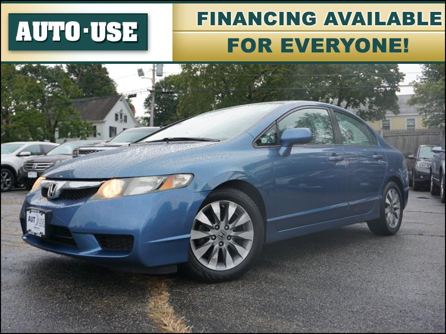 Used Honda Civic EX 2010 | Autouse. Andover, Massachusetts