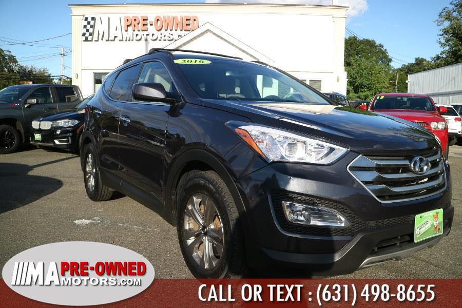Used Hyundai Santa Fe Sport AWD 4dr 2.4 2016 | M & A Motors. Huntington, New York
