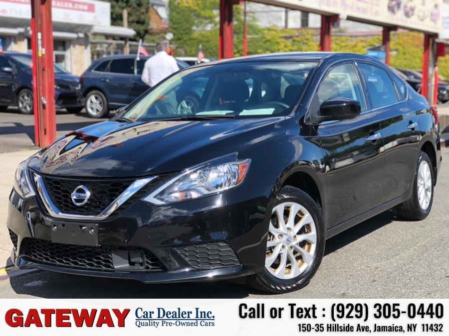 Used Nissan Sentra SV CVT 2019   Gateway Car Dealer Inc. Jamaica, New York