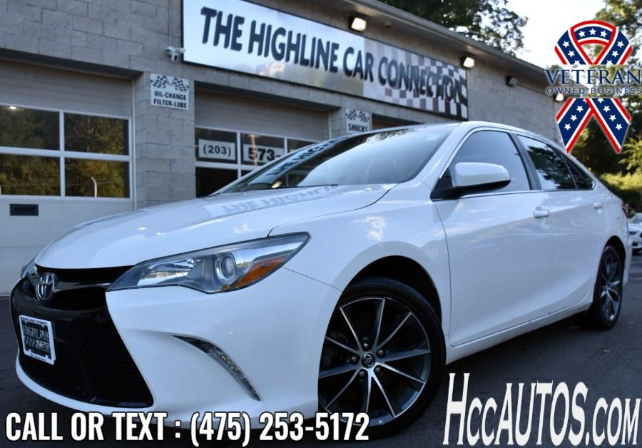 Used Toyota Camry XSE 2015 | Highline Car Connection. Waterbury, Connecticut
