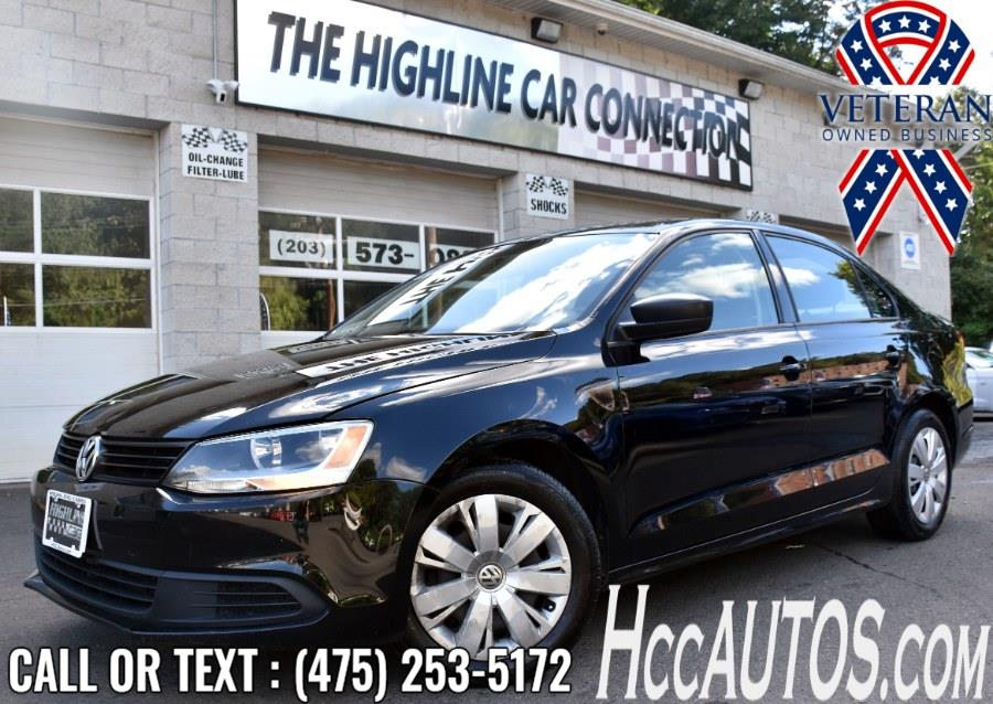 Used Volkswagen Jetta Sedan 4dr Manual S 2012 | Highline Car Connection. Waterbury, Connecticut