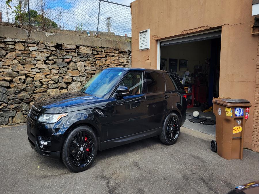 Used 2014 Land Rover Range Rover Sport in Shelton, Connecticut | Center Motorsports LLC. Shelton, Connecticut