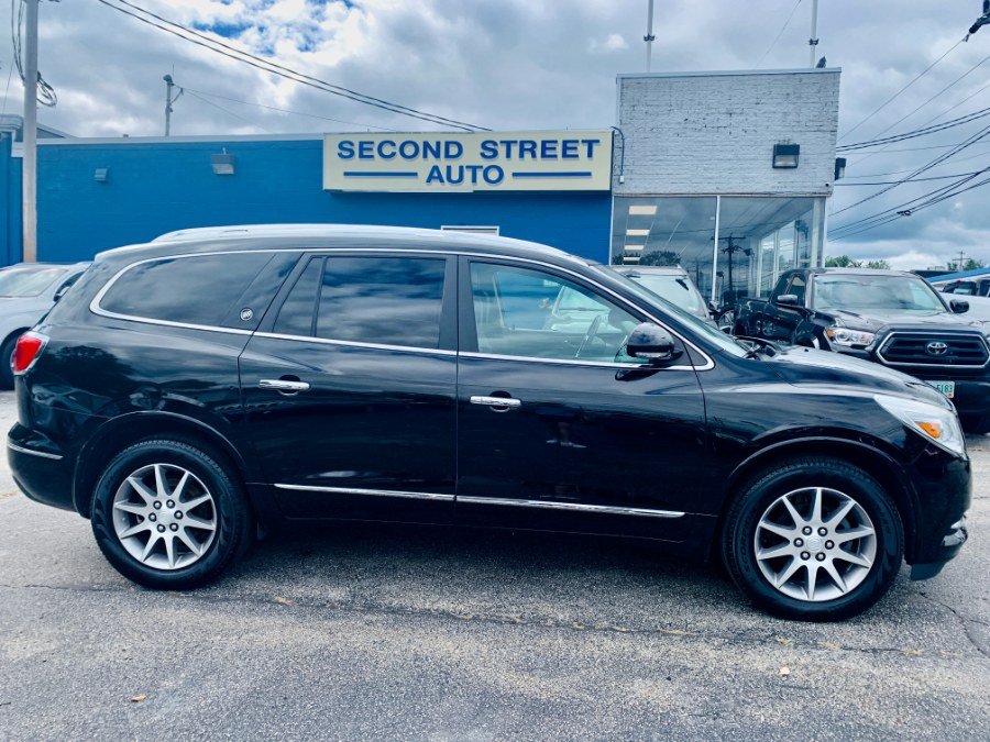 Used 2016 Buick Enclave in Manchester, New Hampshire | Second Street Auto Sales Inc. Manchester, New Hampshire