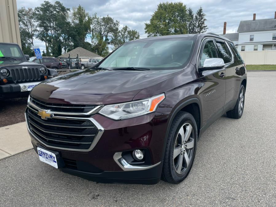 Used 2018 Chevrolet Traverse in East Windsor, Connecticut | Century Auto And Truck. East Windsor, Connecticut