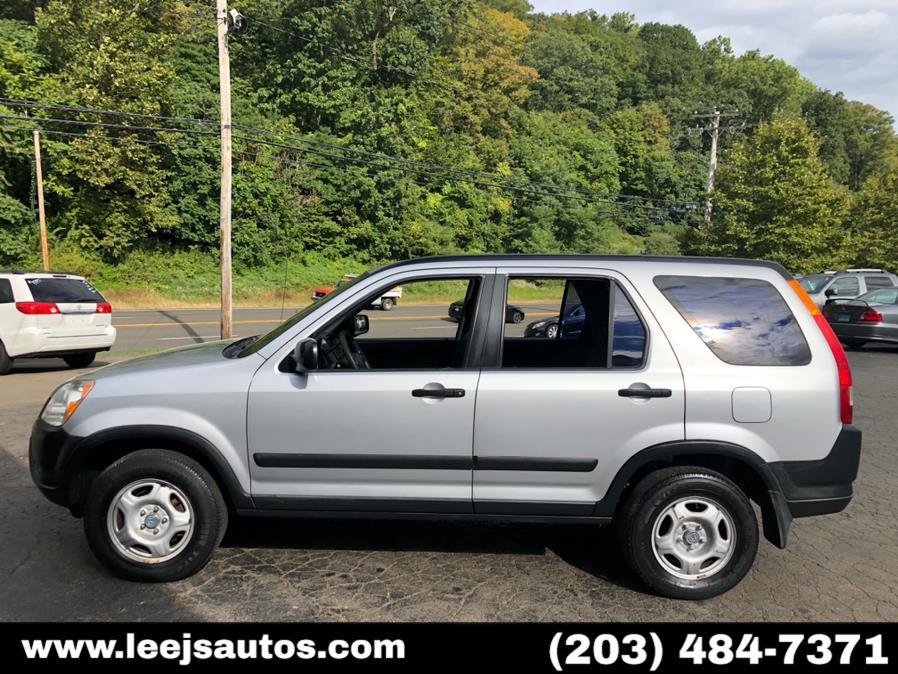 Used Honda CR-V 2WD LX Auto 2004   LeeJ's Auto Sales & Service. North Branford, Connecticut