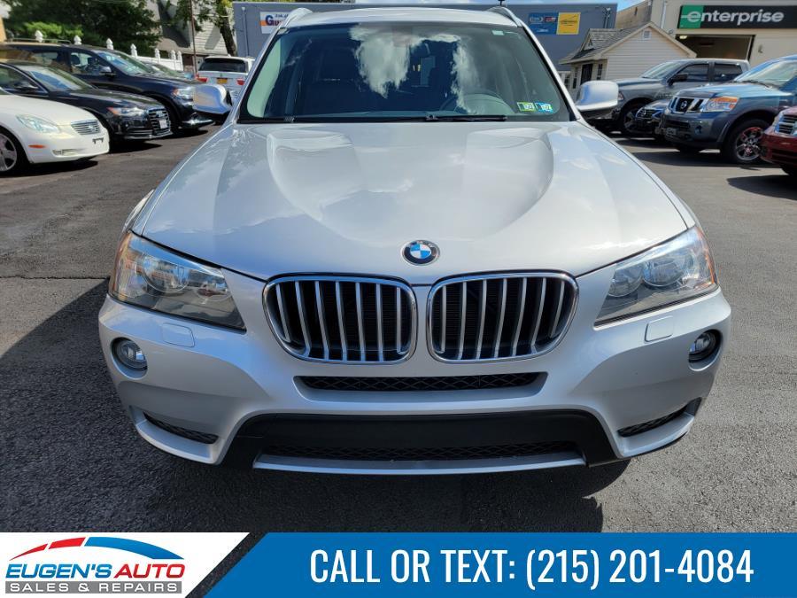 Used BMW X3 AWD 4dr xDrive28i 2014   Eugen's Auto Sales & Repairs. Philadelphia, Pennsylvania