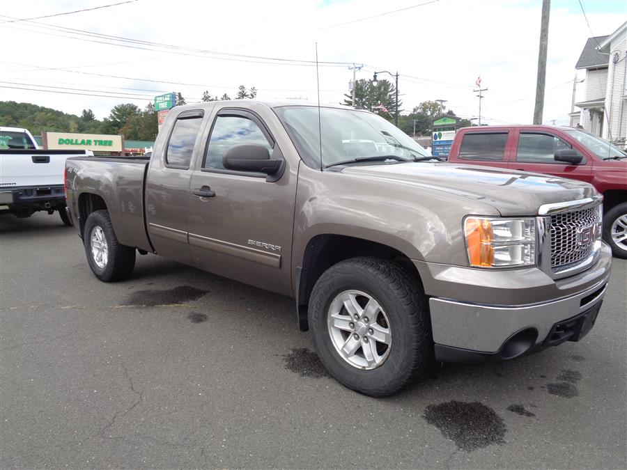 """Used GMC Sierra 1500 4WD Ext Cab 143.5"""" SLE 2012 