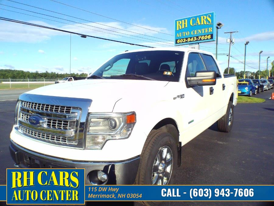 Used 2014 Ford F-150 in Merrimack, New Hampshire | RH Cars LLC. Merrimack, New Hampshire