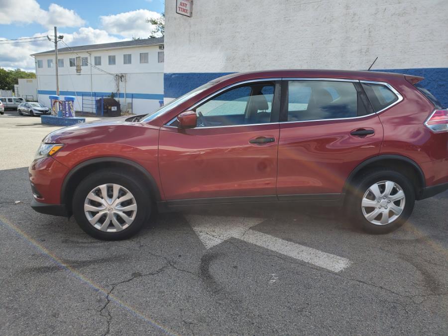 Used Nissan Rogue AWD 4dr SV 2016   Capital Lease and Finance. Brockton, Massachusetts