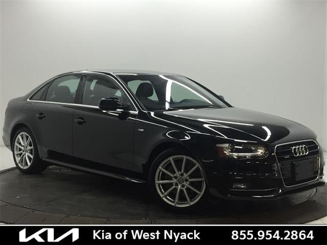 Used Audi A4 2.0T Premium Plus 2016 | Eastchester Motor Cars. Bronx, New York