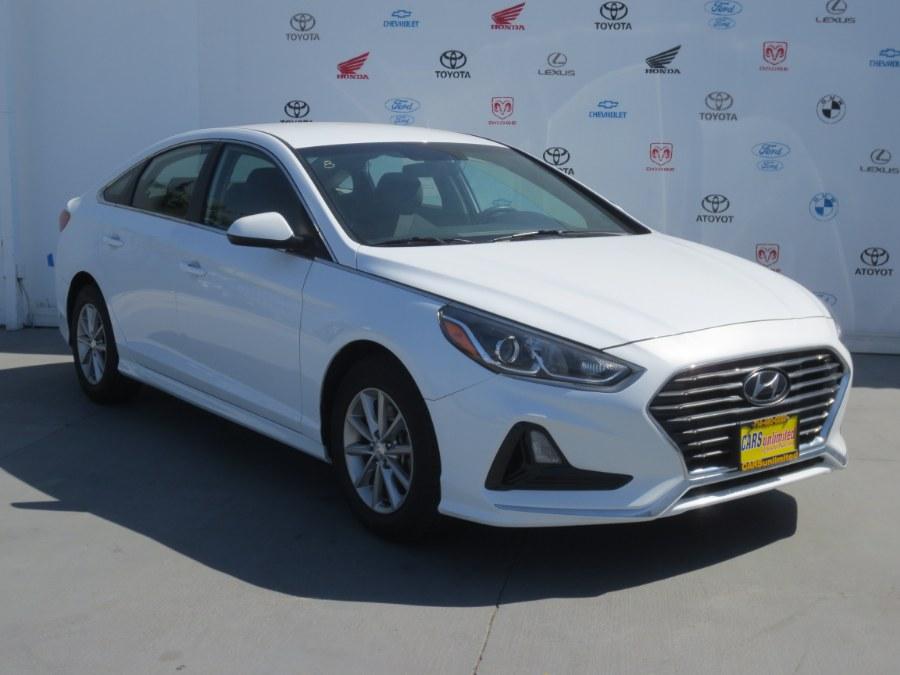 Used 2018 Hyundai Sonata in Santa Ana, California | Auto Max Of Santa Ana. Santa Ana, California
