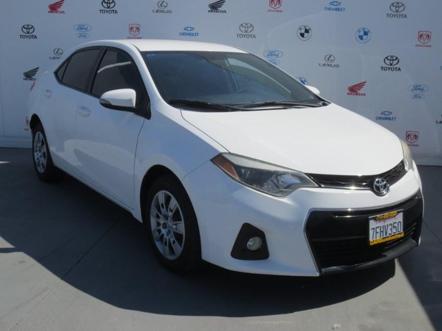 Used 2014 Toyota Corolla in Santa Ana, California | Auto Max Of Santa Ana. Santa Ana, California