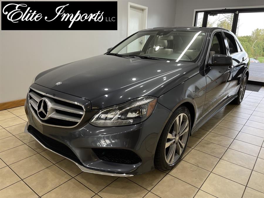 Used Mercedes-benz E-class E 350 4dr Sedan 2016 | Elite Imports LLC. West Chester, Ohio