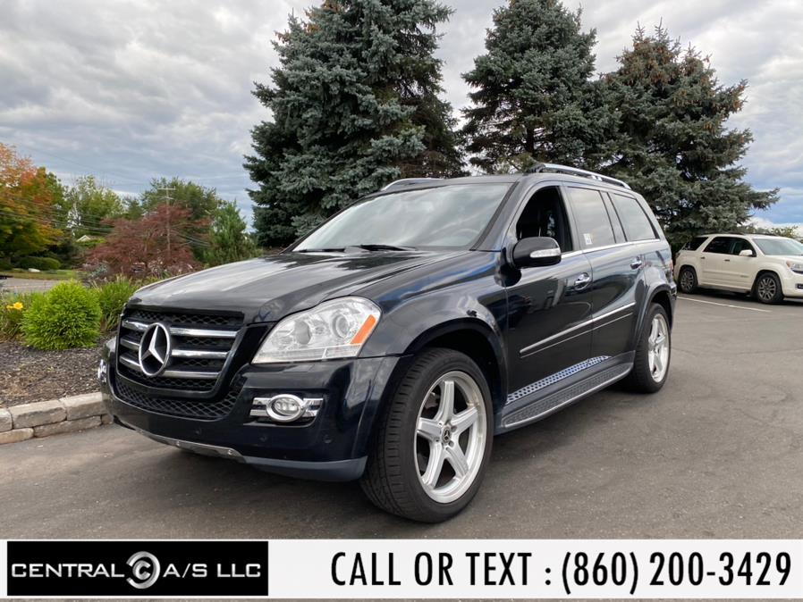 Used Mercedes-Benz GL-Class 4MATIC 4dr 5.5L 2008 | Central A/S LLC. East Windsor, Connecticut