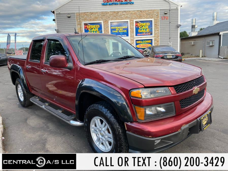"""Used Chevrolet Colorado 4WD Crew Cab 126.0"""" LT w/1LT 2011 