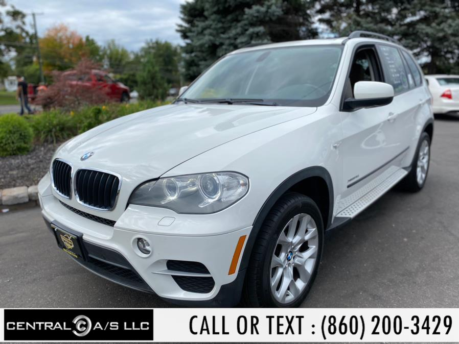Used BMW X5 AWD 4dr 35i 2012   Central A/S LLC. East Windsor, Connecticut