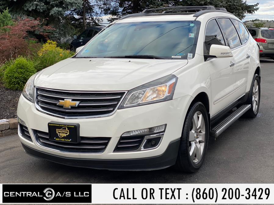 Used Chevrolet Traverse AWD 4dr LTZ 2014 | Central A/S LLC. East Windsor, Connecticut