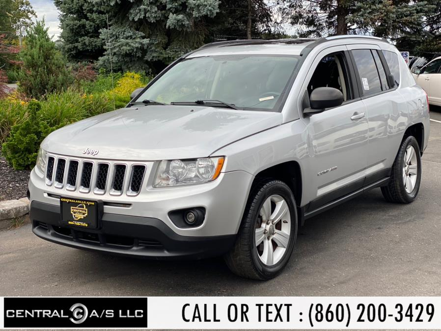 Used Jeep Compass 4WD 4dr 2011   Central A/S LLC. East Windsor, Connecticut