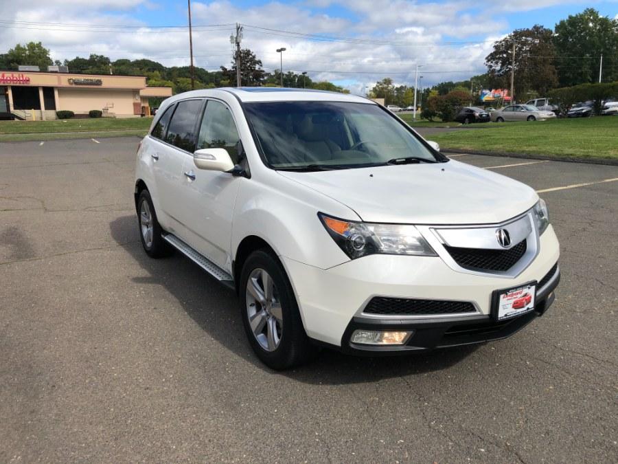 Used 2012 Acura MDX in Hartford , Connecticut | Ledyard Auto Sale LLC. Hartford , Connecticut
