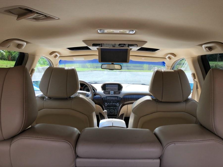 Used Acura MDX AWD 4dr Tech/Entertainment Pkg 2012 | Ledyard Auto Sale LLC. Hartford , Connecticut