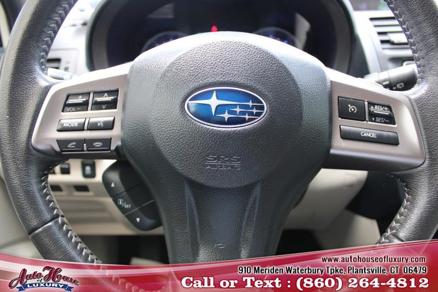Used Subaru Crosstrek 2.0i Premium CVT 2018 | Auto House of Luxury. Plantsville, Connecticut