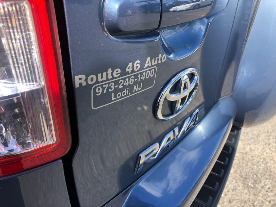 Used Toyota RAV4 4WD 4dr I4 (Natl) 2012   Route 46 Auto Sales Inc. Lodi, New Jersey