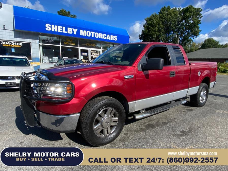 Used 2008 Ford F-150 in Springfield, Massachusetts | Shelby Motor Cars. Springfield, Massachusetts