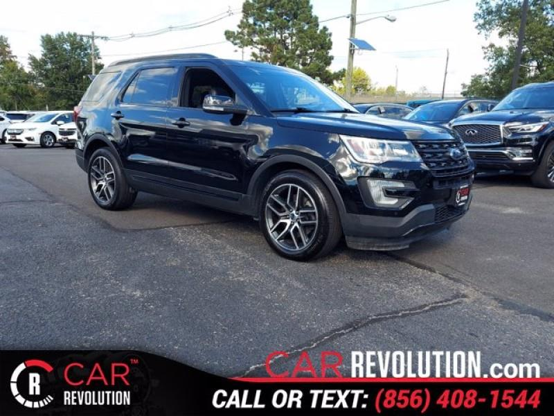 Used Ford Explorer Sport 2017   Car Revolution. Maple Shade, New Jersey
