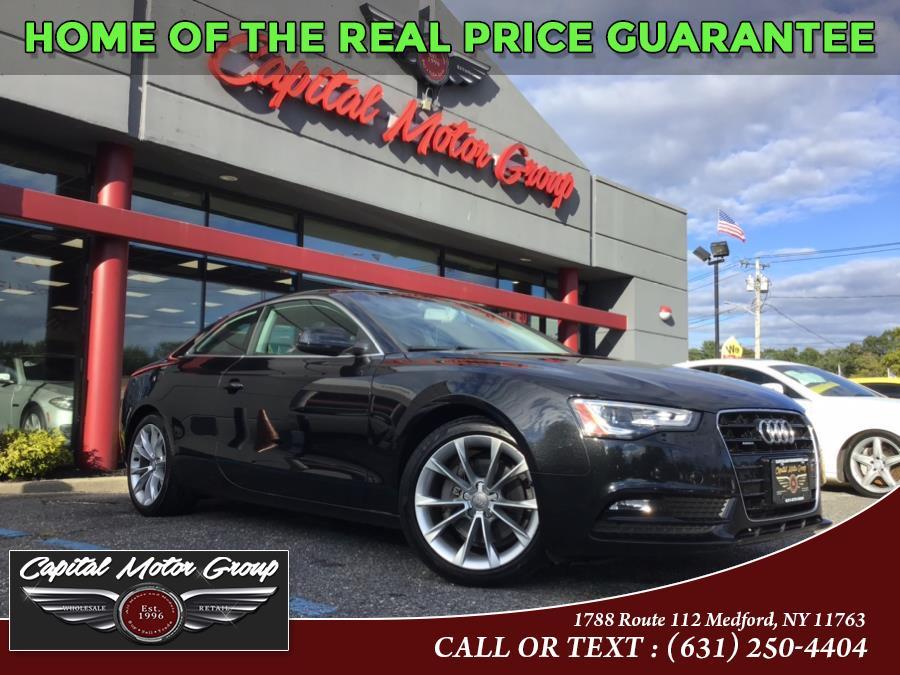 Used 2014 Audi A5 in Medford, New York | Capital Motor Group Inc. Medford, New York