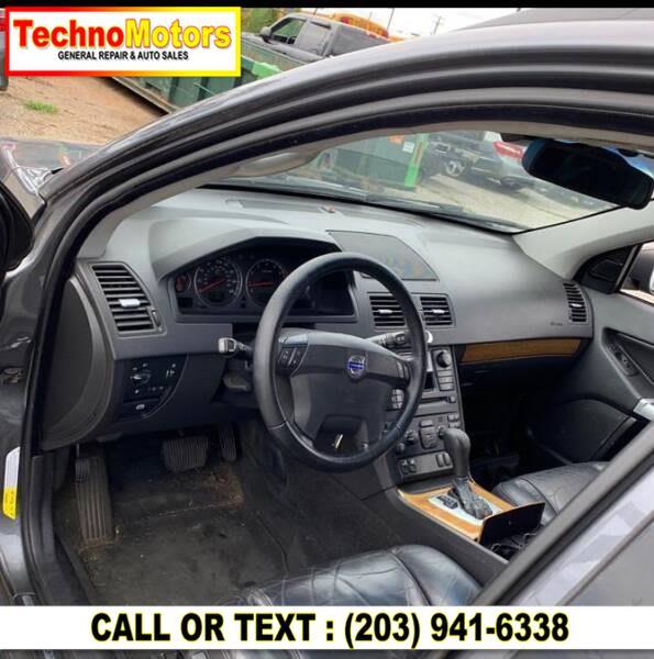 Used Volvo XC90 2.5L Turbo AWD Auto w/Sunroof/3rd 2006 | Techno Motors . Danbury , Connecticut