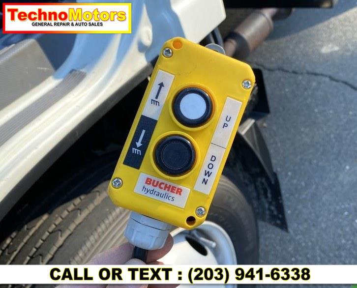 """Used Isuzu NPR HD GAS REG 109"""" WB 14500 GVWR IBT PWL LSD 2016   Techno Motors . Danbury , Connecticut"""