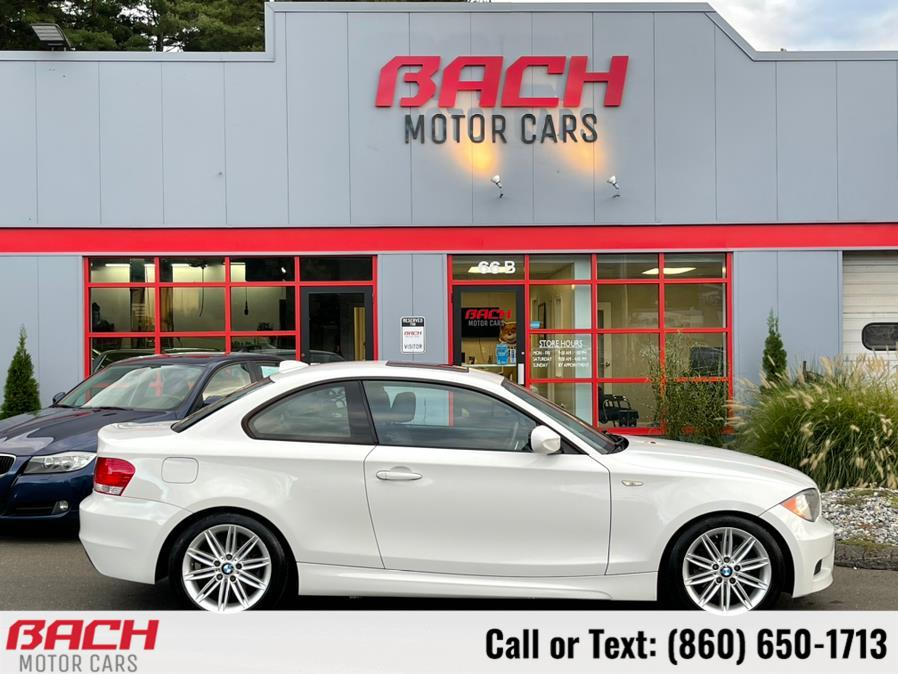 Used BMW 1 Series 2dr Cpe 128i M 2011   Bach Motor Cars. Canton , Connecticut