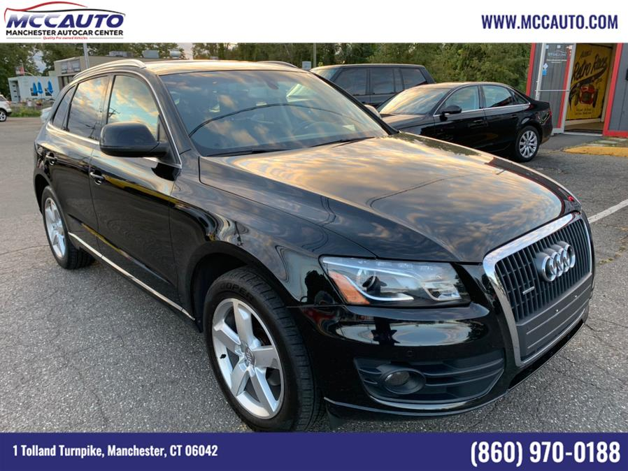 Used 2012 Audi Q5 in Manchester, Connecticut | Manchester Autocar Center. Manchester, Connecticut