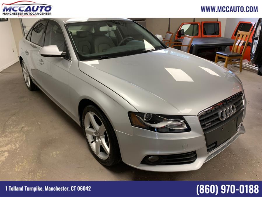Used 2010 Audi A4 in Manchester, Connecticut | Manchester Autocar Center. Manchester, Connecticut