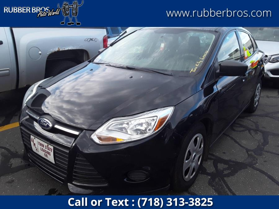 Used Ford Focus 4dr Sdn S 2013   Rubber Bros Auto World. Brooklyn, New York