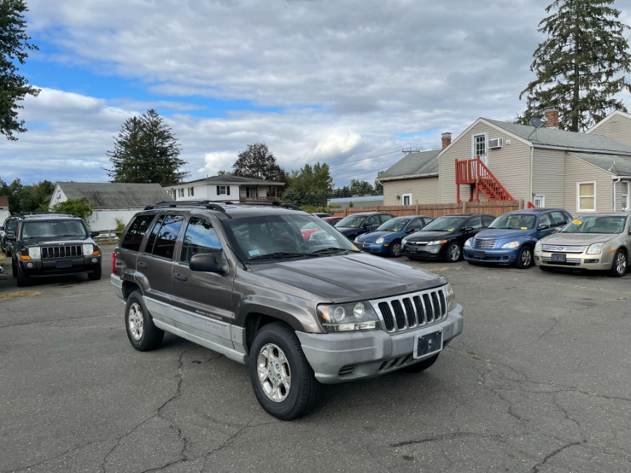 Used Jeep Grand Cherokee 4dr Laredo 4WD 2000 | CT Car Co LLC. East Windsor, Connecticut