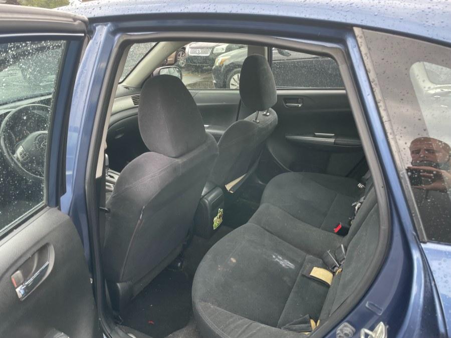 Used Subaru Impreza Wagon 5dr Auto 2.5i Premium w/Pwr Moonroof Value Pkg 2011   CT Car Co LLC. East Windsor, Connecticut