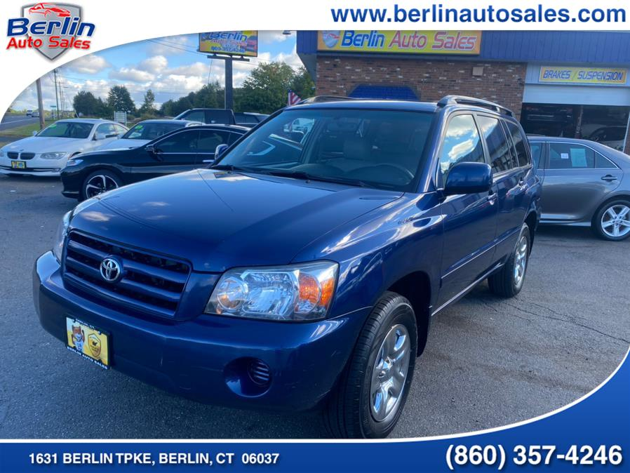 Used 2004 Toyota Highlander in Berlin, Connecticut | Berlin Auto Sales LLC. Berlin, Connecticut