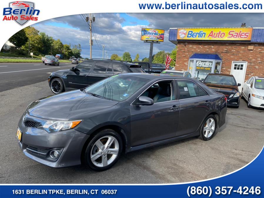 Used 2014 Toyota Camry in Berlin, Connecticut | Berlin Auto Sales LLC. Berlin, Connecticut