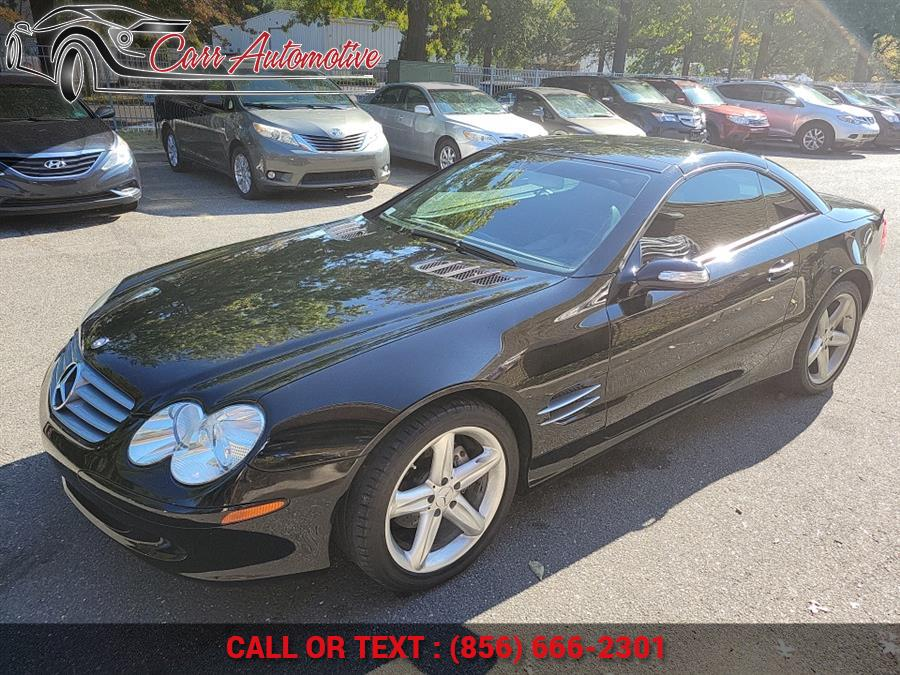 Used 2006 Mercedes-Benz SL-Class in Delran, New Jersey | Carr Automotive. Delran, New Jersey