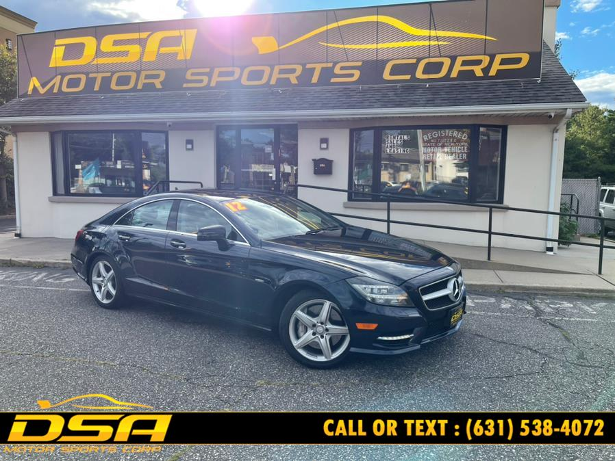 Used 2012 Mercedes-Benz CLS-Class in Commack, New York | DSA Motor Sports Corp. Commack, New York
