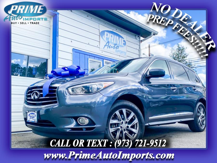 Used 2014 Infiniti QX60 in Bloomingdale, New Jersey   Prime Auto Imports. Bloomingdale, New Jersey