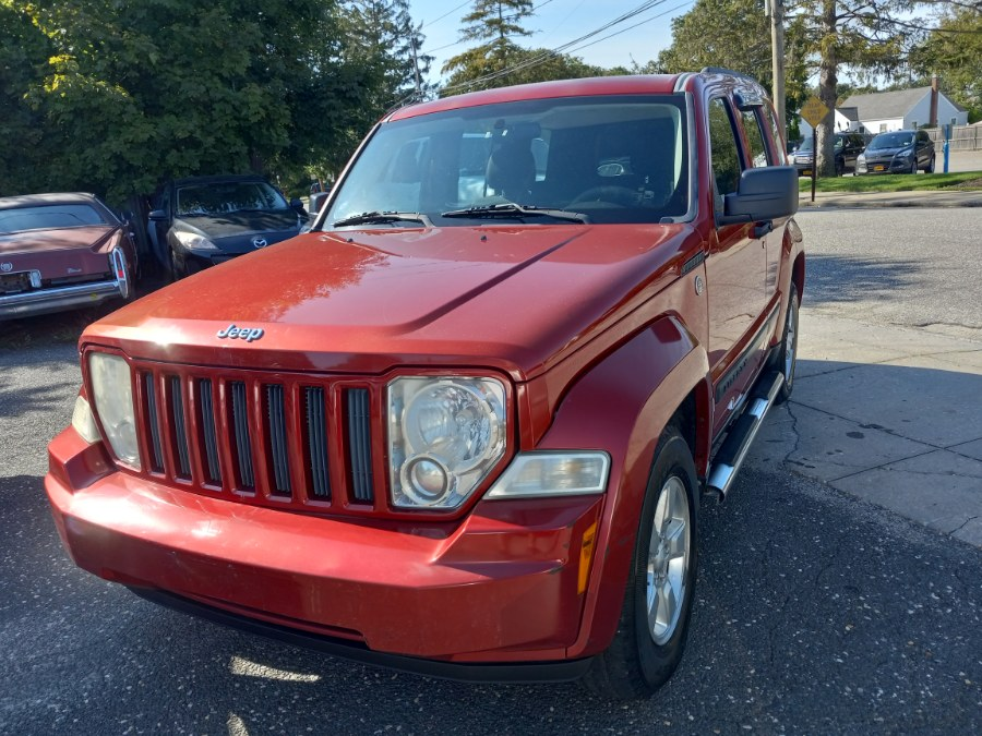 Used 2010 Jeep Liberty in Patchogue, New York | Romaxx Truxx. Patchogue, New York