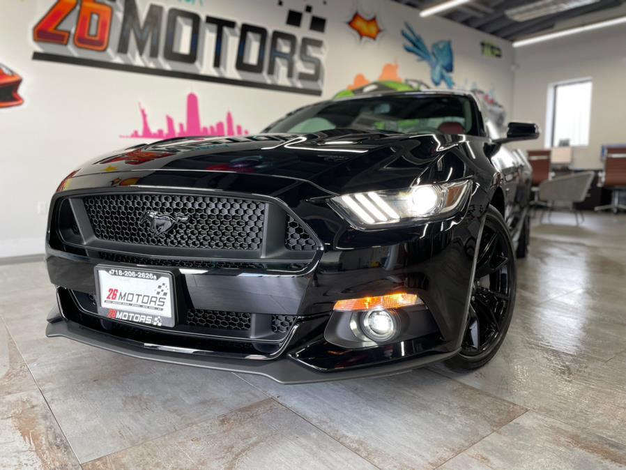 Used Ford Mustang GT Premium Fastback 2017   Jamaica 26 Motors. Hollis, New York