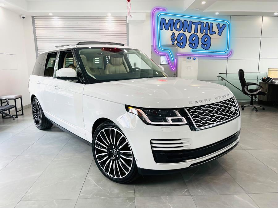 Used Land Rover Range Rover V6 Supercharged HSE SWB 2019 | C Rich Cars. Franklin Square, New York